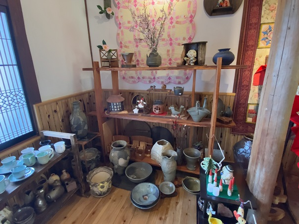 茶や杉むら 陶芸