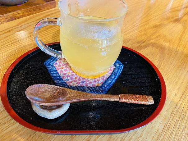 茶や杉むら ゆず茶