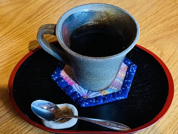 茶や杉むら コーヒー