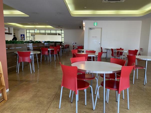 フードコート 飲食スペース1