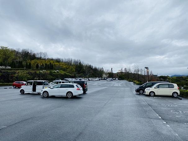 えひめこどもの城 駐車場