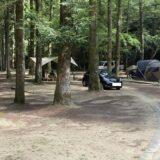 大滝山県民いこいの森キャンプ場と小出川の川遊び 高松市