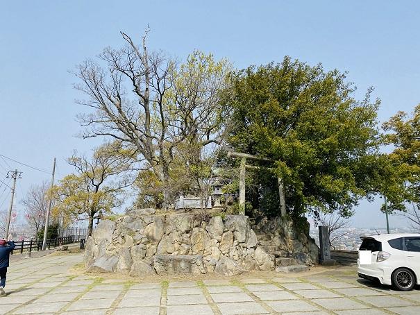 桃陵公園 一太郎広場