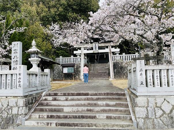 川東八幡神社