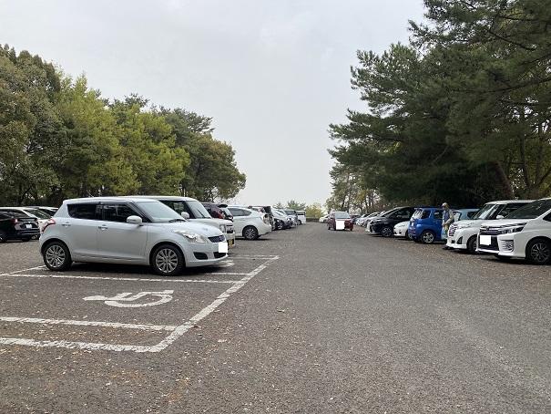 公渕森林公園 第4駐車場