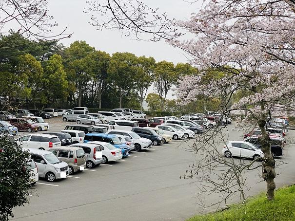 公渕森林公園 第3駐車場
