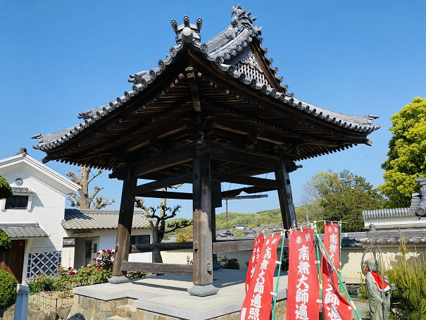 薬王寺三豊 鐘楼堂