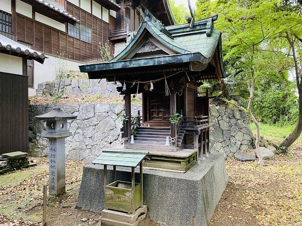 岩田神社 祖霊社