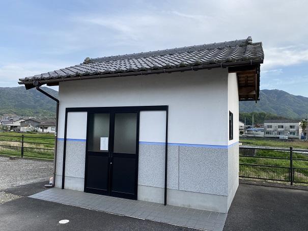 萬福寺 トイレ