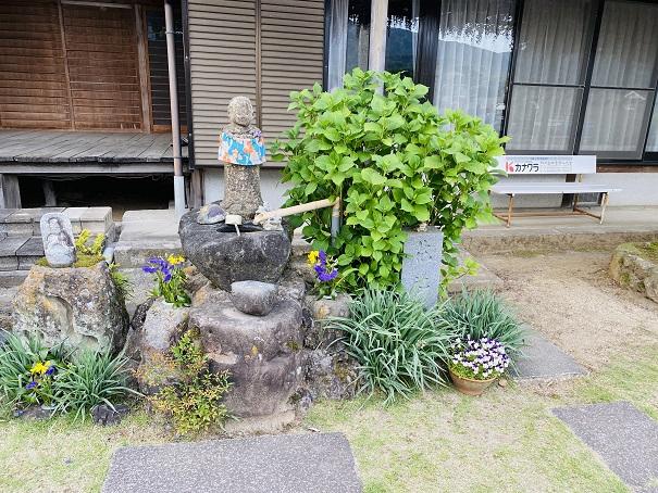 萬福寺 花地蔵