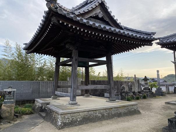 萬福寺 鐘楼堂
