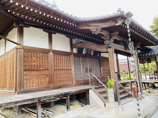 萬福寺 本堂2