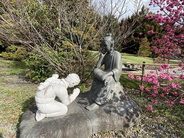 霊山寺 石像5