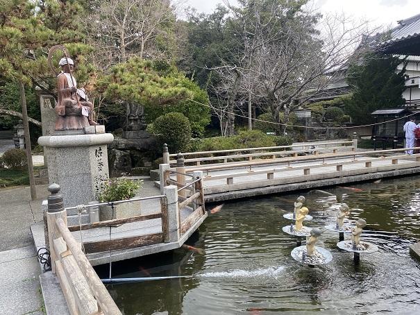 霊山寺 地蔵菩薩