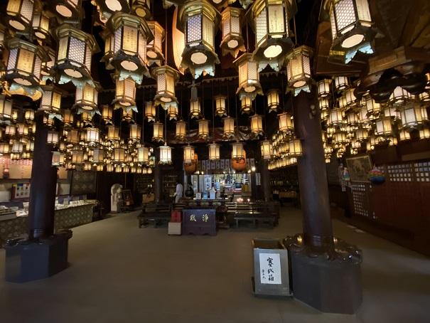 霊山寺 燈籠