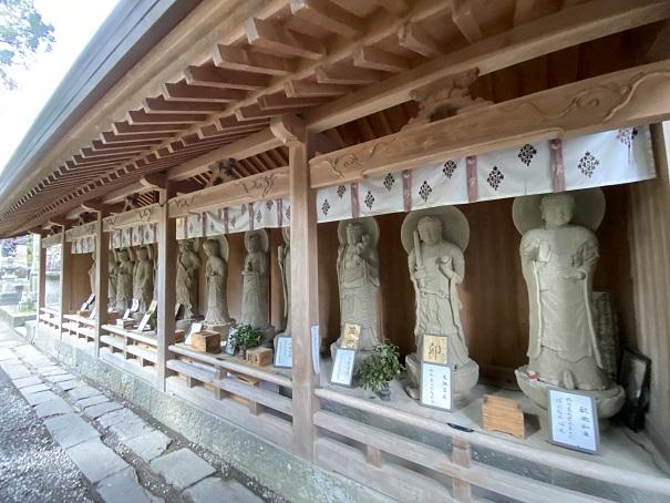 霊山寺 十三仏堂