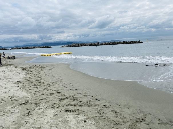 アオアヲナルトリゾート ビーチ
