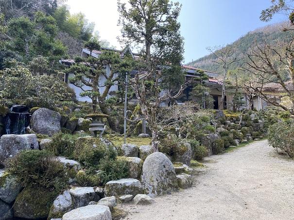 竹山荘 庭2