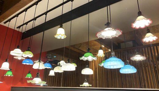 道後ぎやまんガラス美術館 希少なレトロガラスに魅了 松山