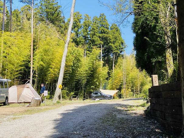 森の国 キャンプ場3