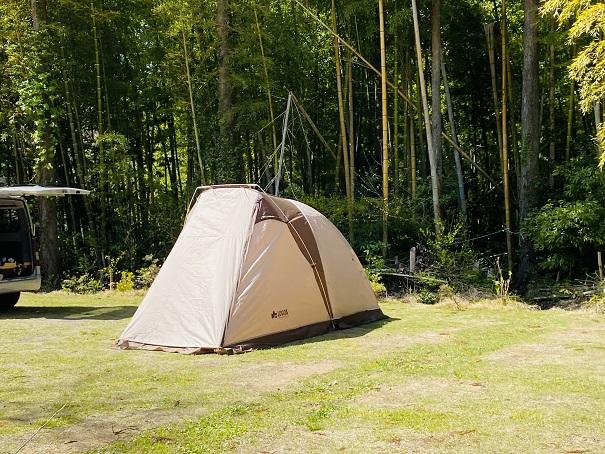 森の国 キャンプ場2