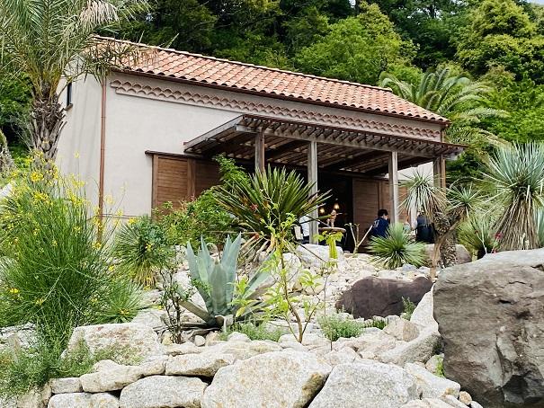 モネの庭 リヴィエラの小屋