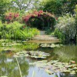 北川村 モネの庭