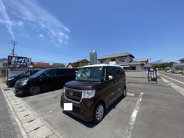 おか泉 第2駐車場