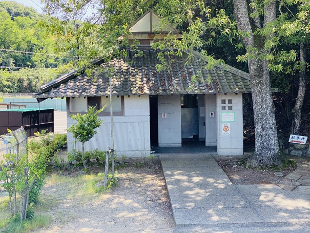 亀鶴公園 トイレ2