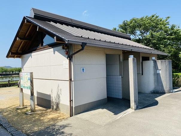 亀鶴公園 トイレ1