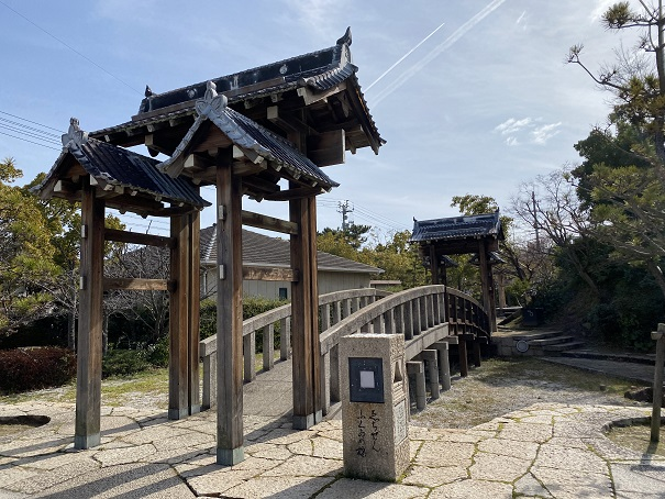 味野公園 えちぜん福井の橋