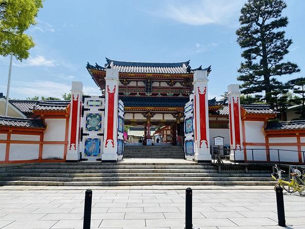 耕三寺博物館 入口
