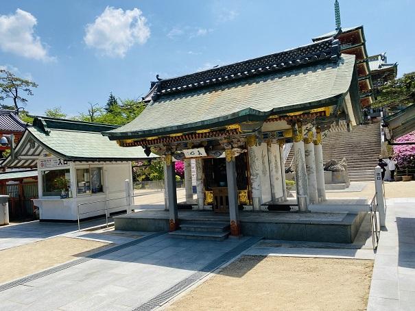 耕三寺博物館 礼拝堂