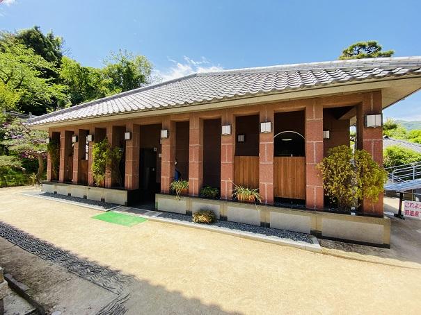 耕三寺博物館 トイレ