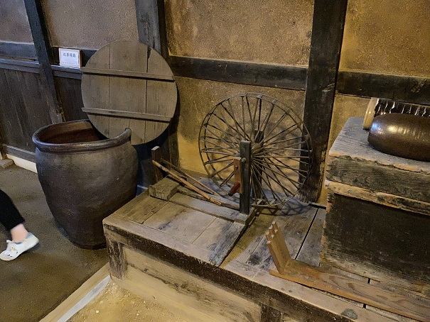 鞆の津の商家 道具