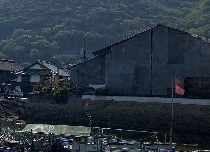 鞆の浦 太田家住宅