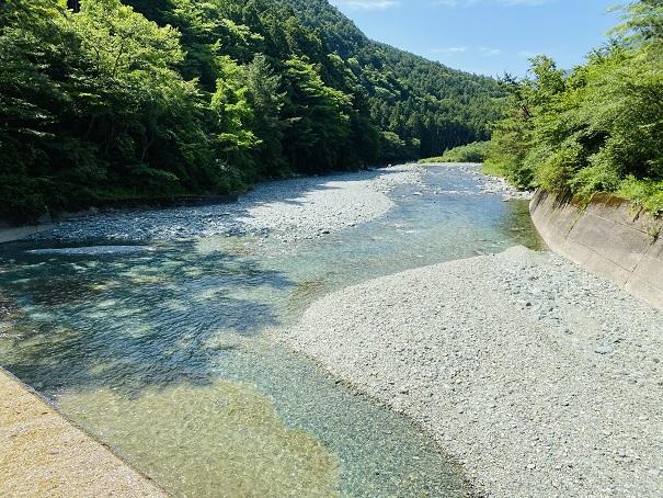 谷川砂防ダム