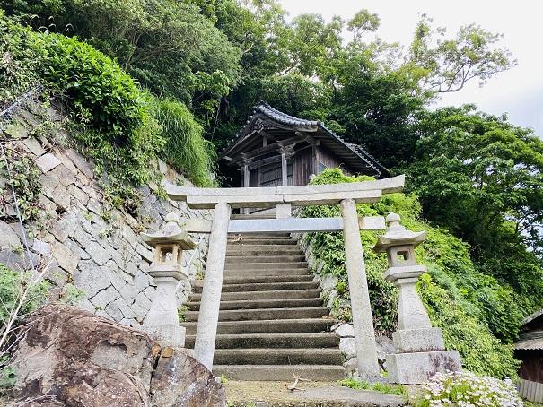 青島 若宮神社