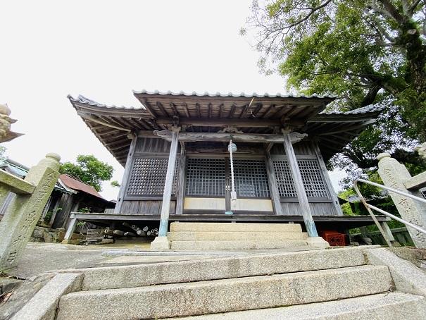 青島神社 本殿