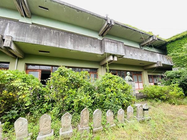 青島 廃校