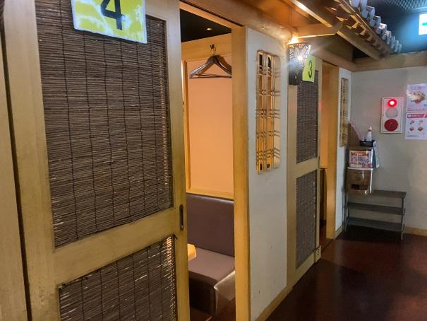 魚民丸亀店 店内