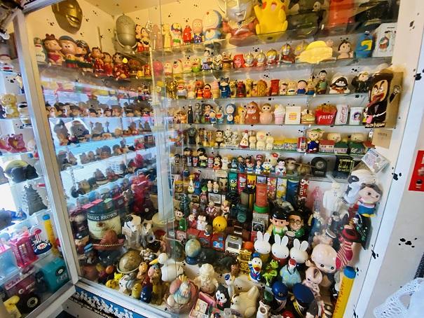 倉敷貯金箱博物館 たくさんの貯金箱