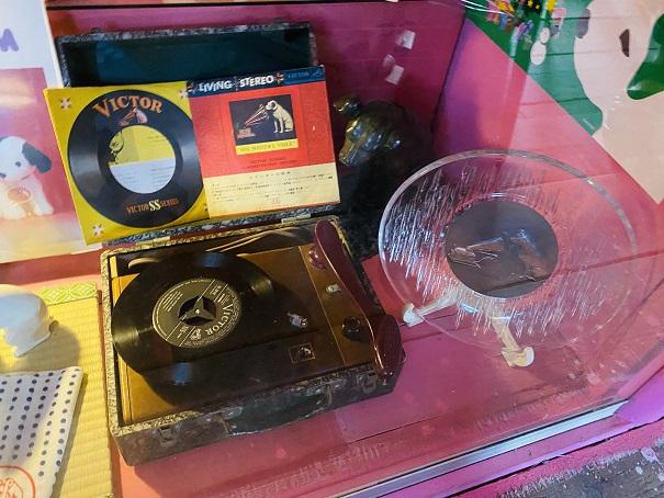 倉敷Dog資料館 ビクターのレコード