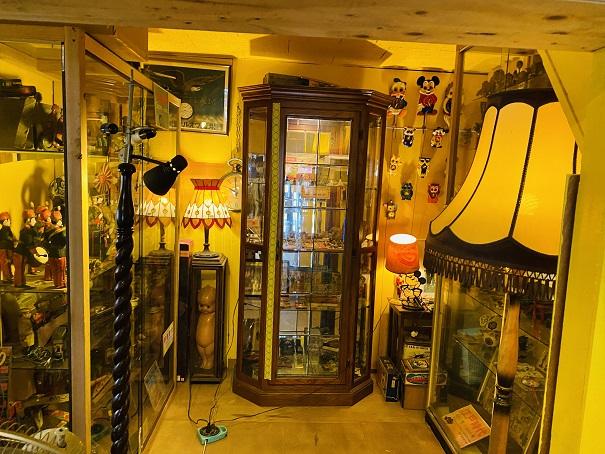 倉敷おもちゃ博物館 古いおもちゃ