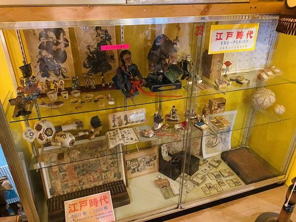 倉敷おもちゃ博物館 江戸時代のおもちゃ