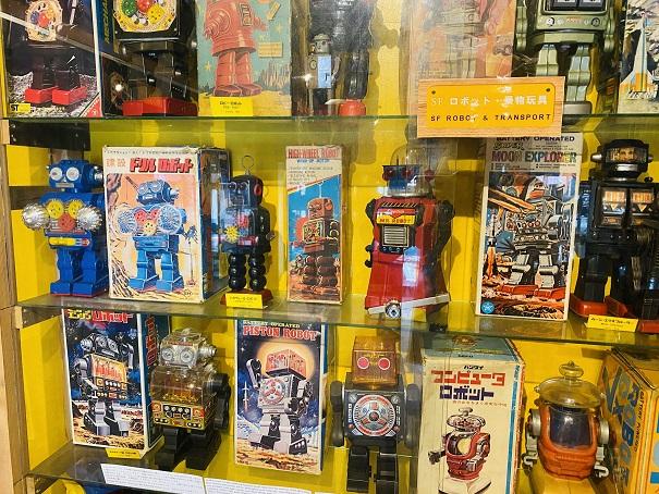 倉敷おもちゃ博物館 ロボット