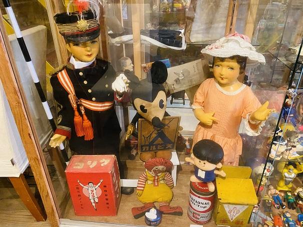 倉敷おもちゃ博物館 ミッキー