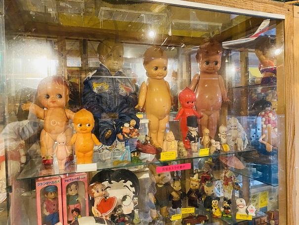倉敷おもちゃ博物館 キューピー
