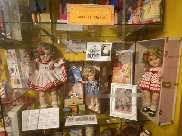 倉敷おもちゃ博物館 シャーリーテンプル