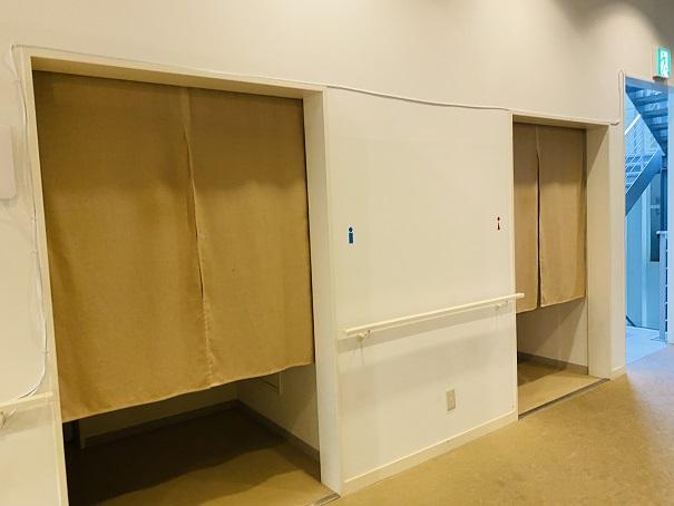 美郷ほたる館 1Fトイレ